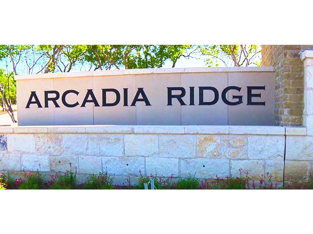 Arcadia Ridge Homes